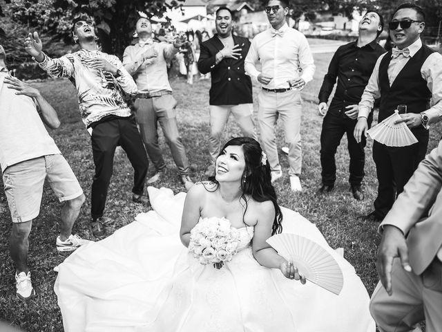 Le mariage de Jimmy et Vanny à Annemasse, Haute-Savoie 44