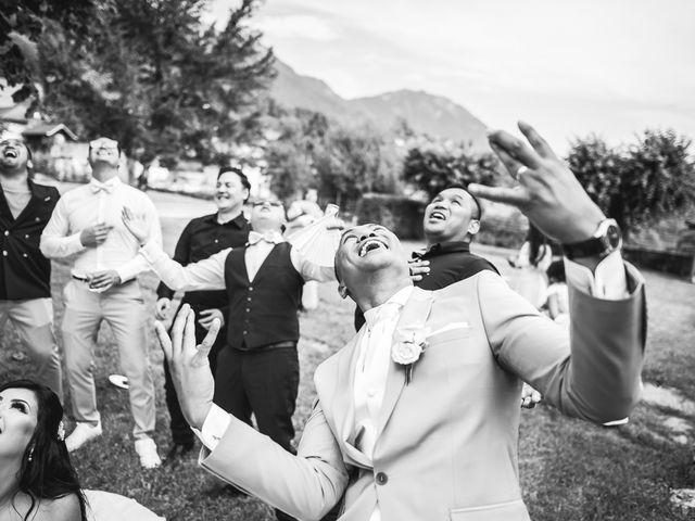 Le mariage de Jimmy et Vanny à Annemasse, Haute-Savoie 45
