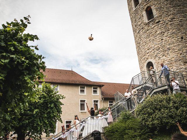Le mariage de Jimmy et Vanny à Annemasse, Haute-Savoie 56