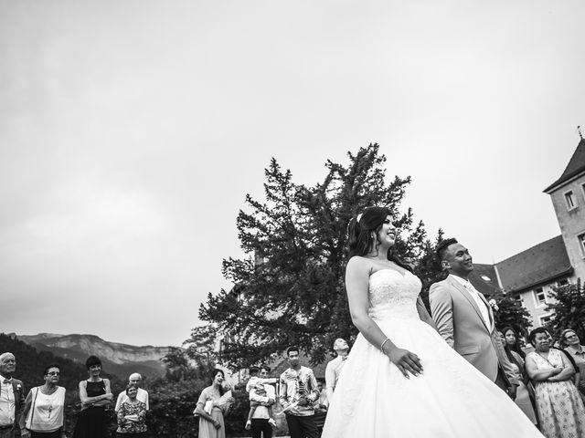 Le mariage de Jimmy et Vanny à Annemasse, Haute-Savoie 58