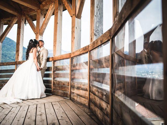Le mariage de Jimmy et Vanny à Annemasse, Haute-Savoie 61