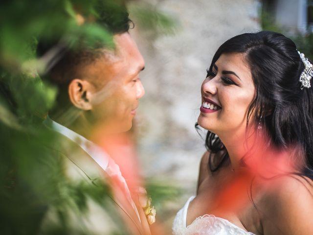 Le mariage de Jimmy et Vanny à Annemasse, Haute-Savoie 64
