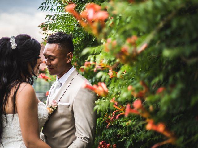 Le mariage de Jimmy et Vanny à Annemasse, Haute-Savoie 66