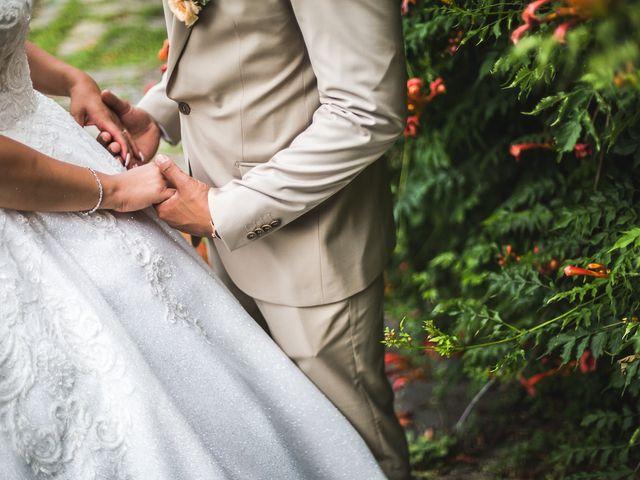 Le mariage de Jimmy et Vanny à Annemasse, Haute-Savoie 67