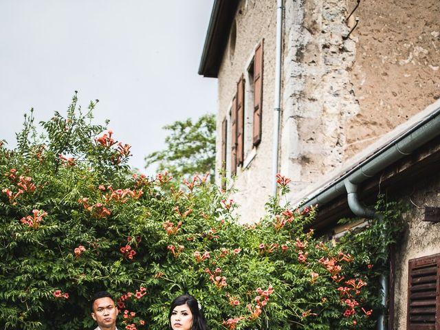 Le mariage de Jimmy et Vanny à Annemasse, Haute-Savoie 68