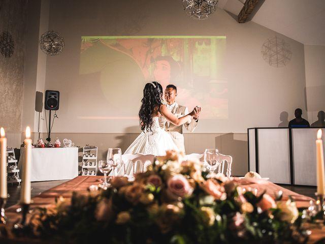 Le mariage de Jimmy et Vanny à Annemasse, Haute-Savoie 71