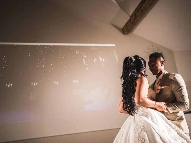 Le mariage de Jimmy et Vanny à Annemasse, Haute-Savoie 72