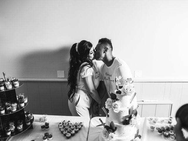 Le mariage de Jimmy et Vanny à Annemasse, Haute-Savoie 85