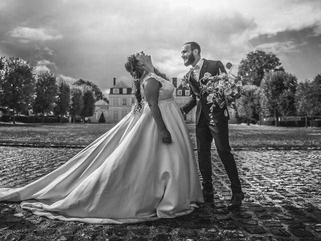 Le mariage de Jonathan et Priscilla à Draveil, Essonne 1