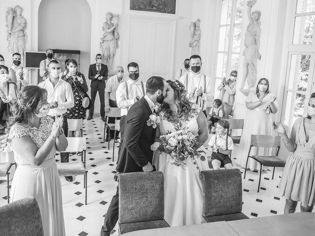 Le mariage de Jonathan et Priscilla à Draveil, Essonne 9