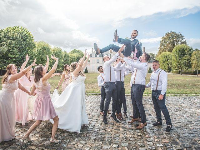 Le mariage de Jonathan et Priscilla à Draveil, Essonne 12