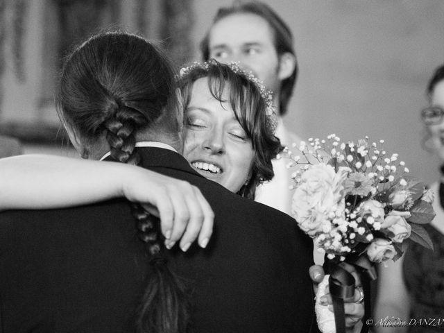 Le mariage de Marc et Adeline à La Flocellière, Vendée 1
