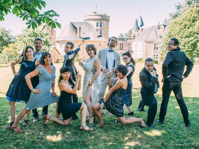Le mariage de Marc et Adeline à La Flocellière, Vendée 8