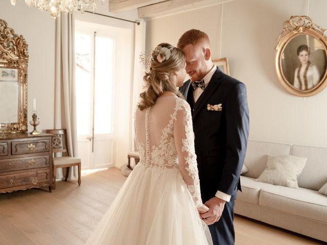 Le mariage de Maëva et Adrien
