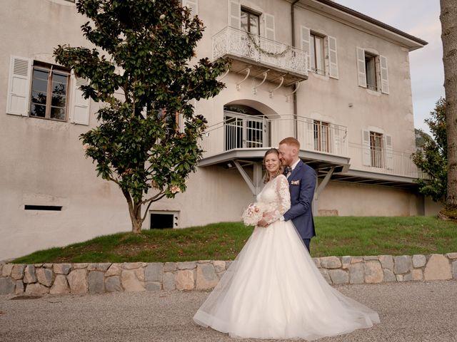 Le mariage de Adrien et Maëva à Veyrier-du-Lac, Haute-Savoie 28