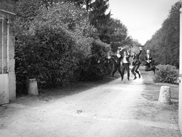Le mariage de Richard et Marie Charlotte à Amboise, Indre-et-Loire 2