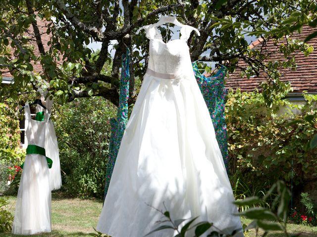Le mariage de Richard et Marie Charlotte à Amboise, Indre-et-Loire 14
