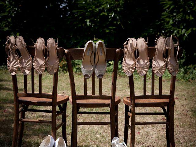 Le mariage de Richard et Marie Charlotte à Amboise, Indre-et-Loire 16