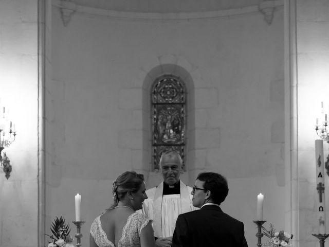 Le mariage de Richard et Marie Charlotte à Amboise, Indre-et-Loire 25