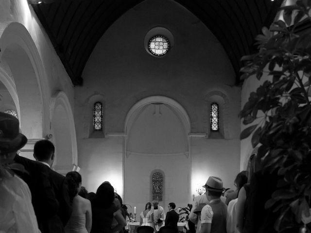 Le mariage de Richard et Marie Charlotte à Amboise, Indre-et-Loire 26
