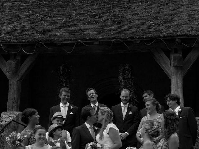Le mariage de Richard et Marie Charlotte à Amboise, Indre-et-Loire 35