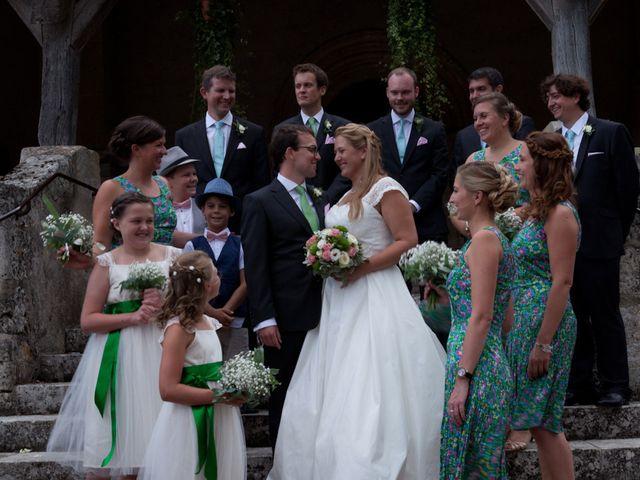 Le mariage de Richard et Marie Charlotte à Amboise, Indre-et-Loire 36