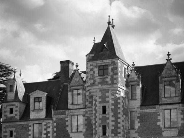 Le mariage de Richard et Marie Charlotte à Amboise, Indre-et-Loire 42