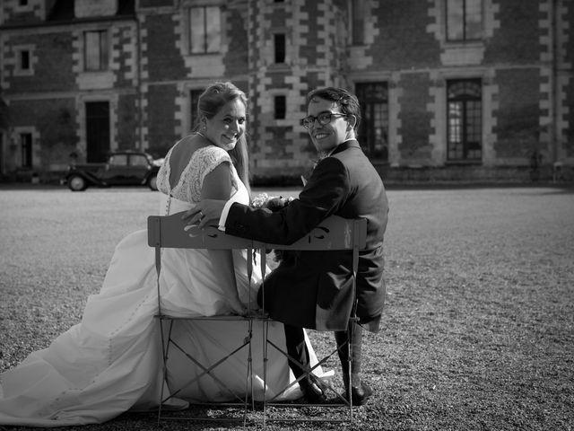 Le mariage de Richard et Marie Charlotte à Amboise, Indre-et-Loire 43