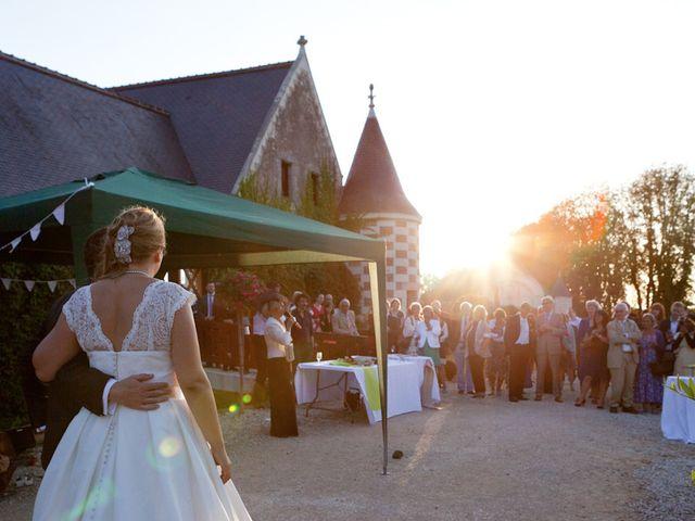 Le mariage de Richard et Marie Charlotte à Amboise, Indre-et-Loire 46