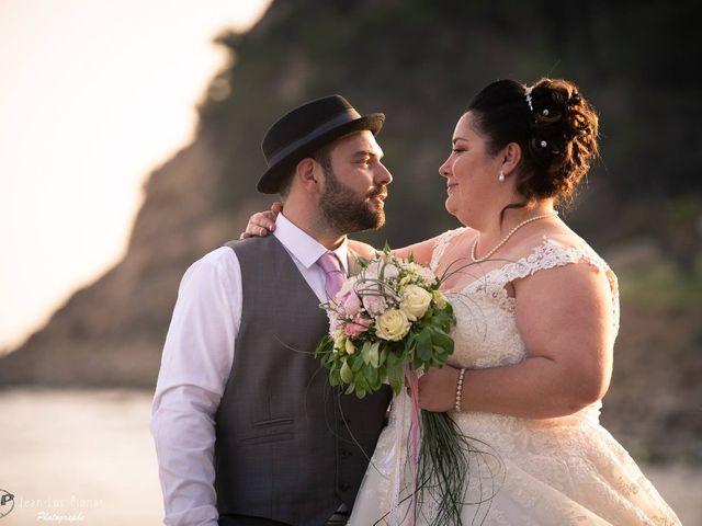 Le mariage de Jessica  et Geoffrey