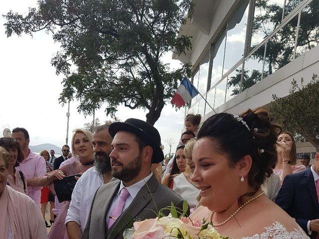 Le mariage de Geoffrey  et Jessica  à Toulon, Var 5