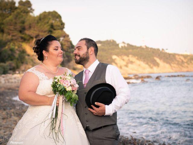 Le mariage de Geoffrey  et Jessica  à Toulon, Var 1