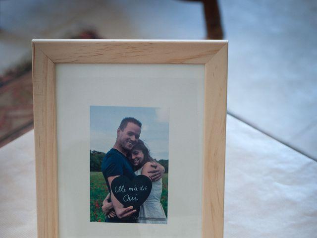 Le mariage de Yann et Audrey à Chamaret, Drôme 4