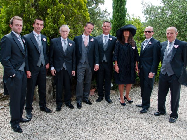 Le mariage de Yann et Audrey à Chamaret, Drôme 17