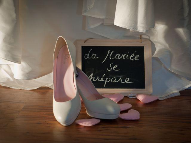 Le mariage de Yann et Audrey à Chamaret, Drôme 20