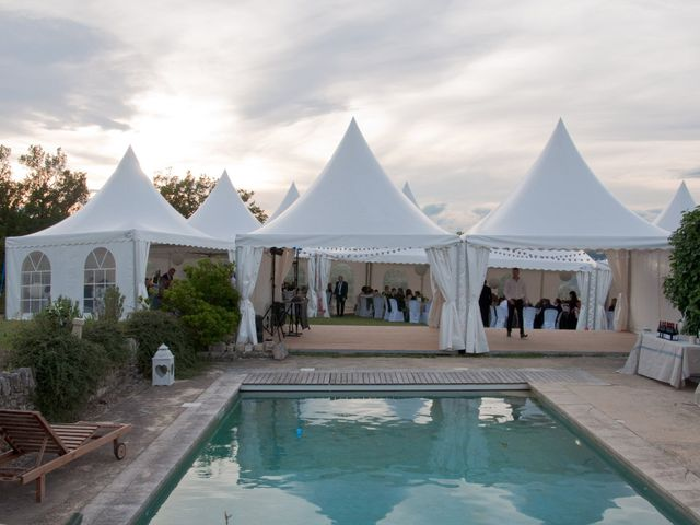 Le mariage de Yann et Audrey à Chamaret, Drôme 32