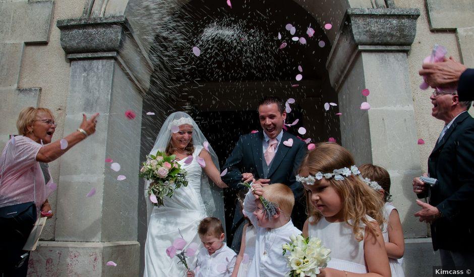 Le mariage de Yann et Audrey à Chamaret, Drôme