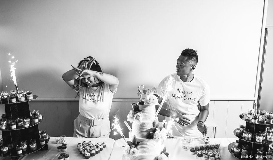 Le mariage de Jimmy et Vanny à Annemasse, Haute-Savoie