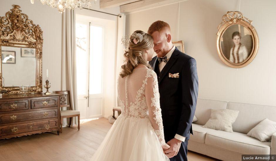 Le mariage de Adrien et Maëva à Veyrier-du-Lac, Haute-Savoie