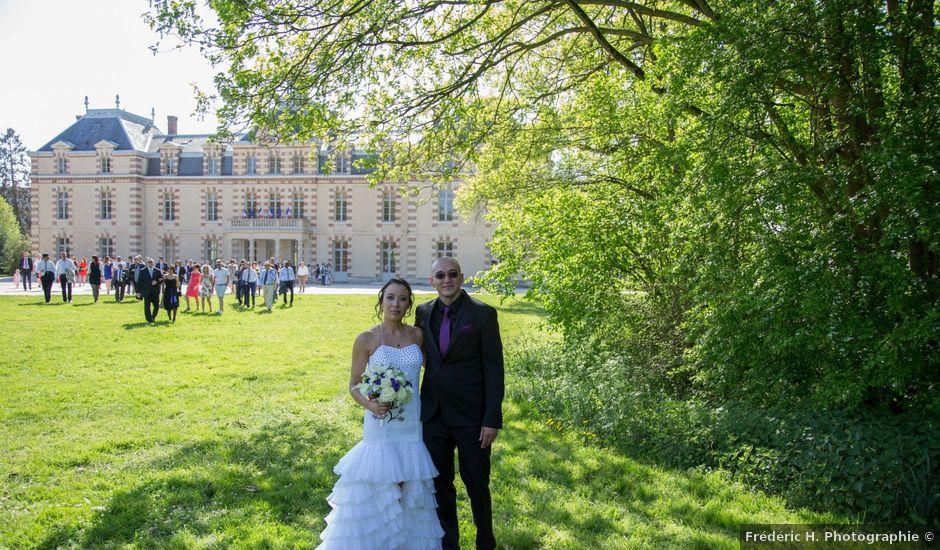Le mariage de Jerome et Jessica à Saint-Fargeau-Ponthierry, Seine-et-Marne