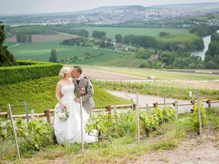 Le mariage de Anne Laure et Clément