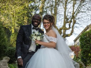 Le mariage de Justine et Josué