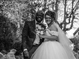 Le mariage de Justine et Josué  1