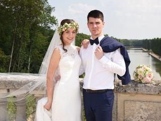 Le mariage de Marie et Williams 2