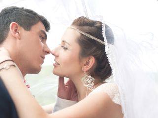 Le mariage de Aurianne et Thomas