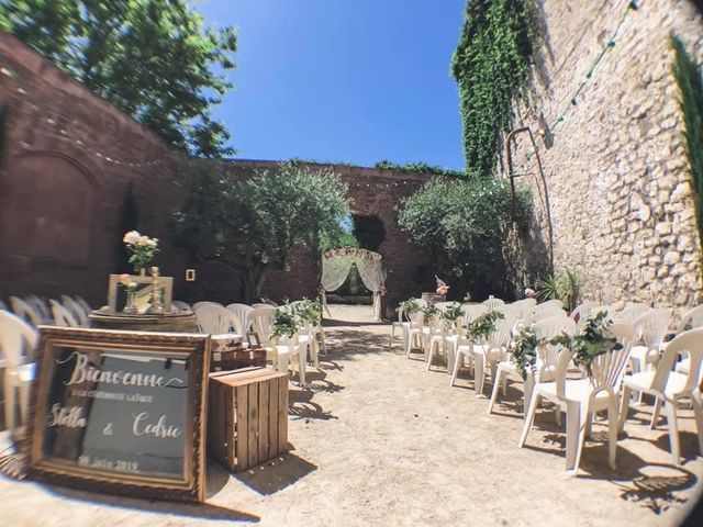 Le mariage de Cédric  et Stella  à Montfavet, Vaucluse 6