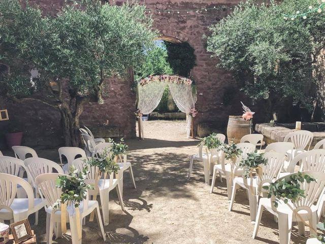 Le mariage de Cédric  et Stella  à Montfavet, Vaucluse 15