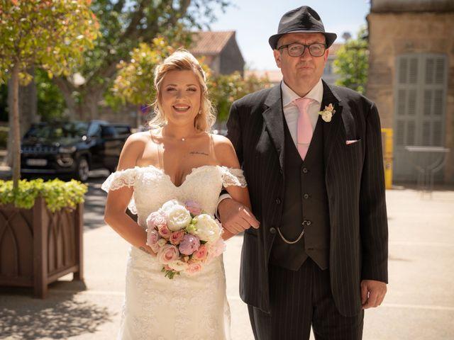Le mariage de Cédric  et Stella  à Montfavet, Vaucluse 36