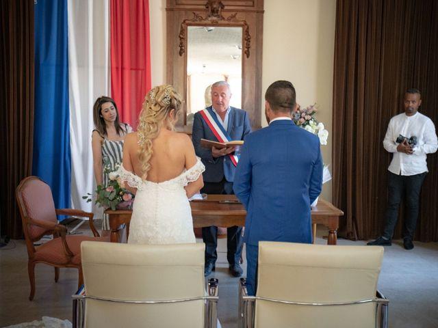 Le mariage de Cédric  et Stella  à Montfavet, Vaucluse 41