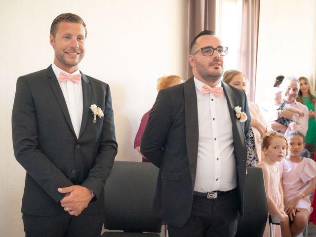 Le mariage de Cédric  et Stella  à Montfavet, Vaucluse 43